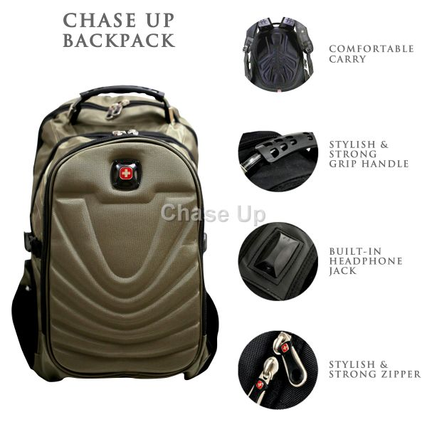 Gents Backpack 8861 TI-008 Imp (Fawn)